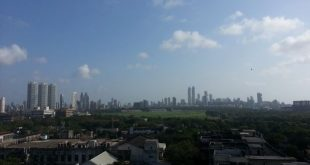 Mumbai Racecourse Distant