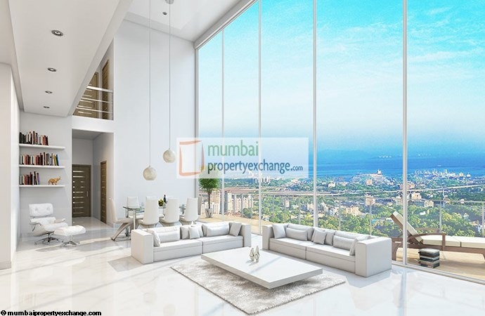 Godrej Sky Living Room