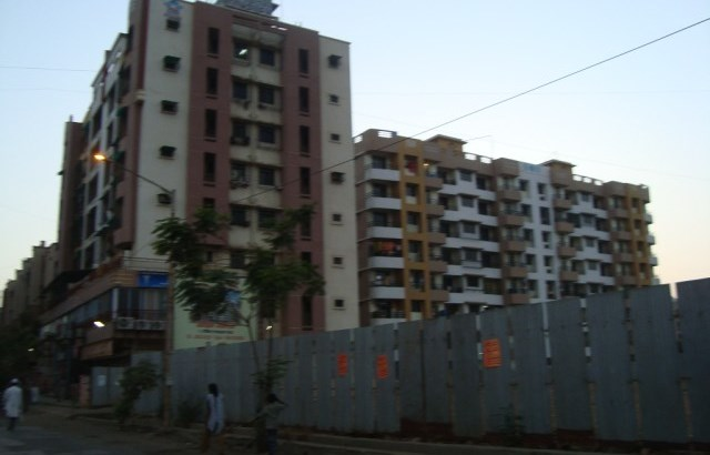 Sanghvi Complex 21 March 2009