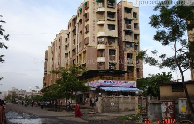 Sanghvi Complex 24 July 2007