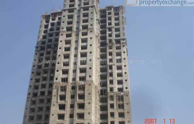 Agarwal Trinity Tower 16 January 2007