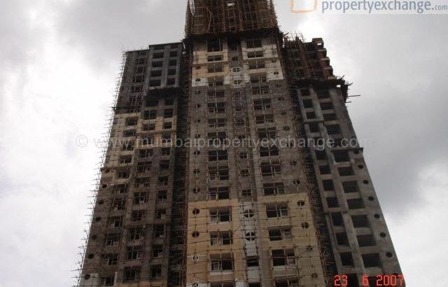 Agarwal Trinity Tower 24 June 2007