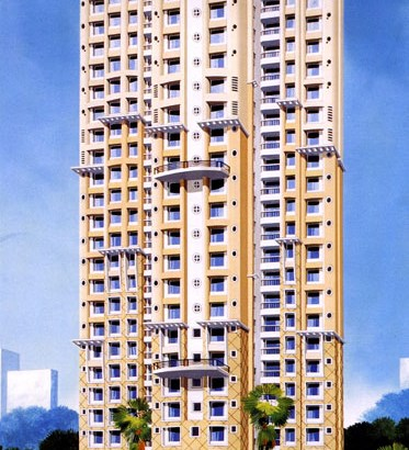 Agarwal Trinity Tower Elevation
