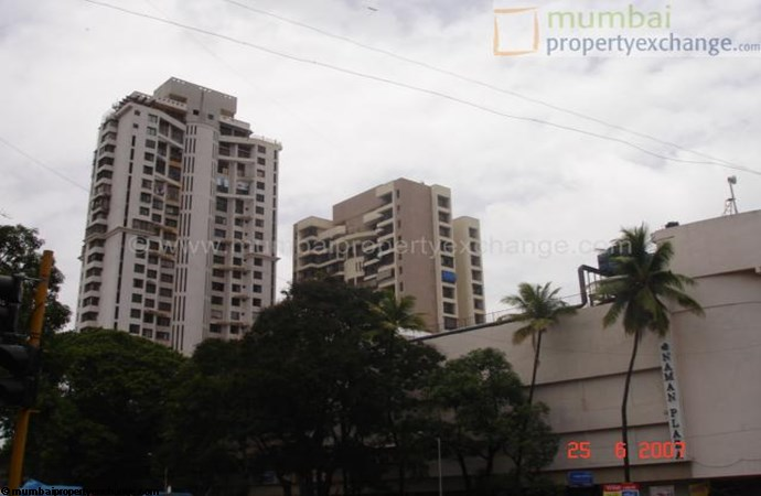 Shree Naman Towers 26 June 2007