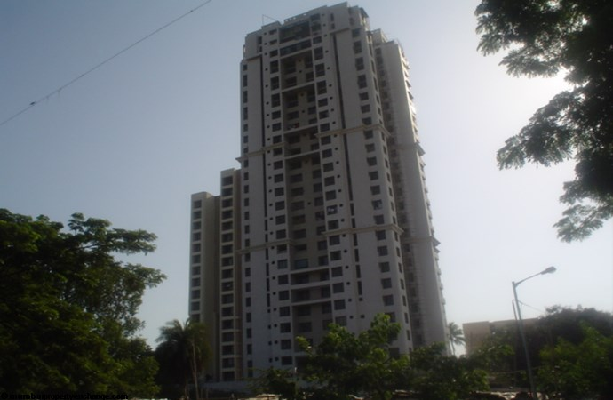 Shree Naman Towers June 2005