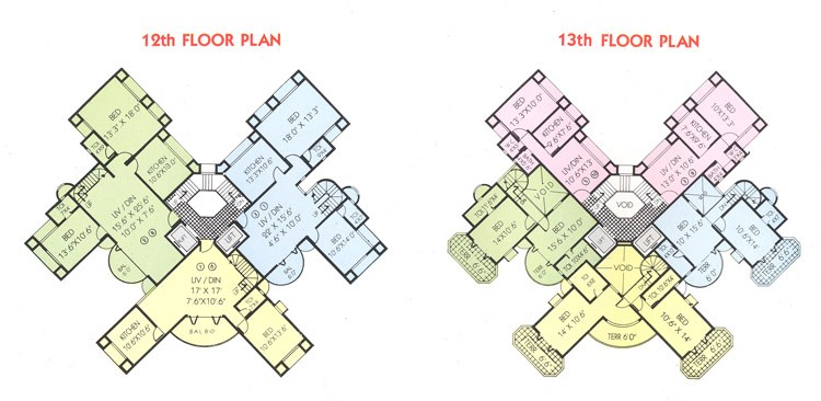 Kanchanjanga-Phase II Floor Plan