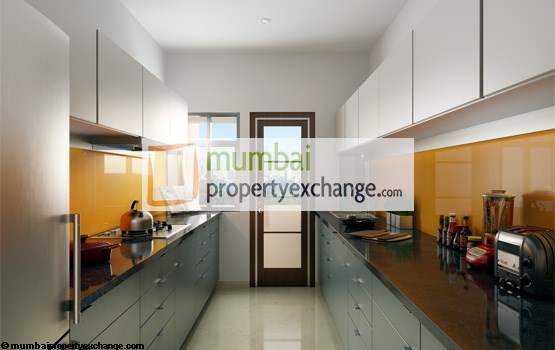 Mahindra Vivante Kitchen