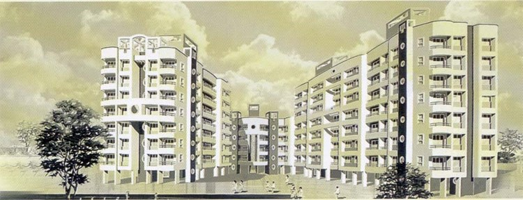 3 BHK apartment for Rent in Green Ville, Dombivali