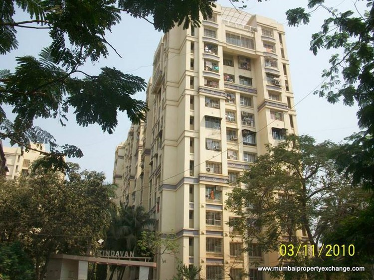 2 BHK apartment for Rent in Vrindavan Phase II, Borivali West