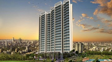 Rustomjee Paramount, Khar West