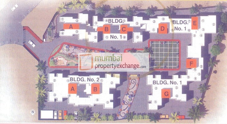 Surbhi Complex Lay Out