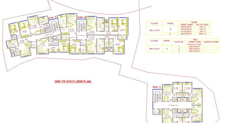 Sanskruti Nirman Floor Plan 1