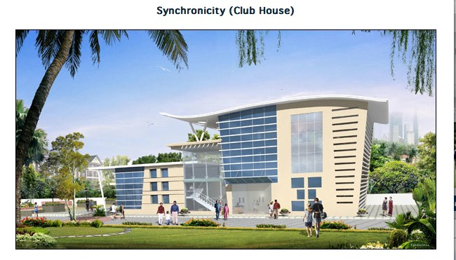 Synchronicity Club House Image