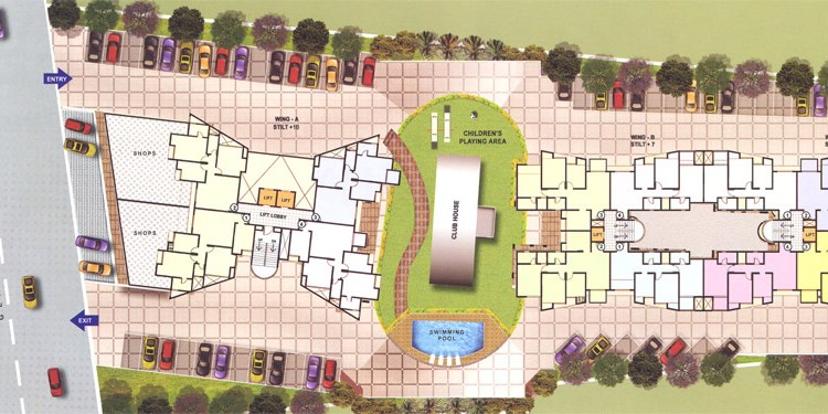 Vasundhara Lay Out
