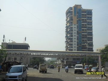 Bhoomi Tower, Kharghar