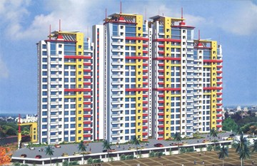 Mahavir Millennium Phase I, Thane West