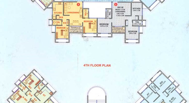Orion Typical Floor Plan