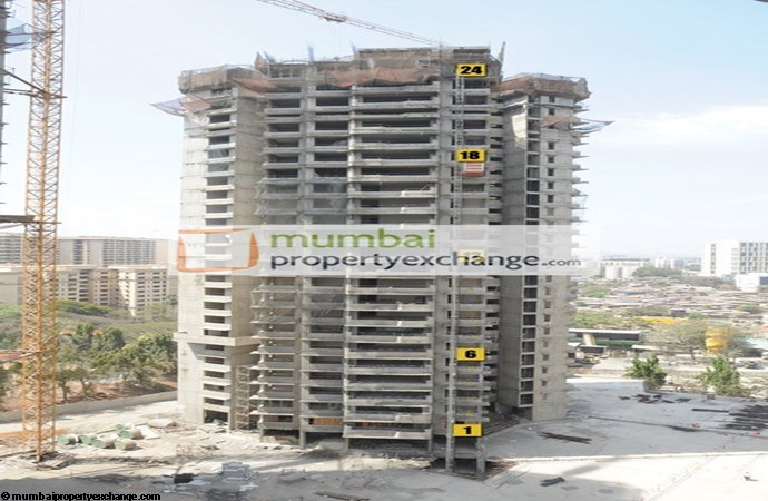 L&T Emerald Isle Signature  May 2016 Tower T6