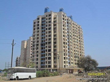 Amrut Aangan II, Thane West