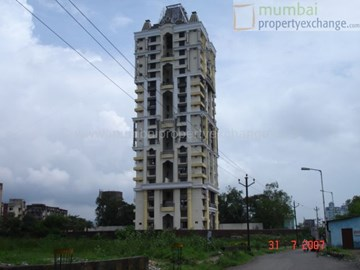Amrut Paradise, Thane West