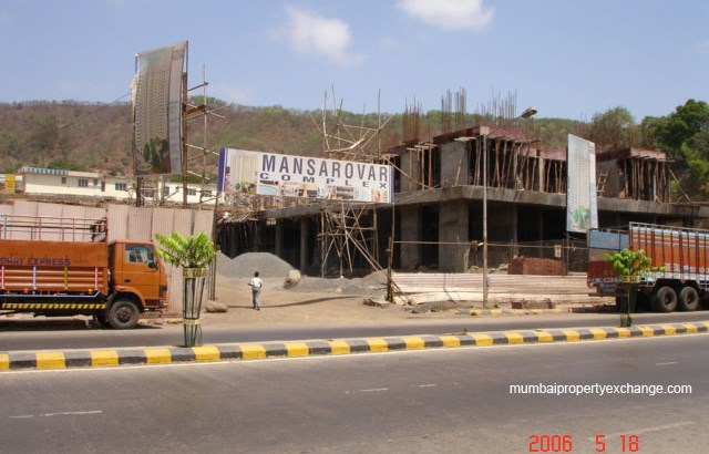 Mandakini Towers 19 May 2006