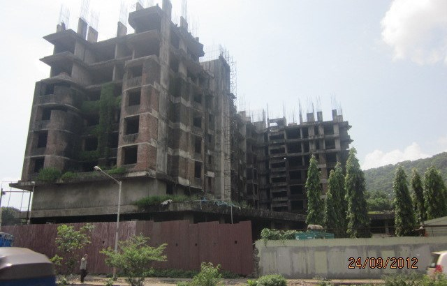 Mandakini Towers 24 Sep 2012