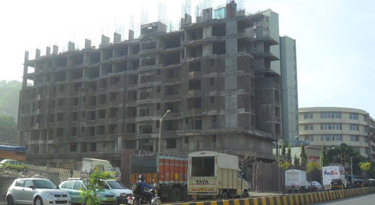 Mandakini Towers 29 May 2013