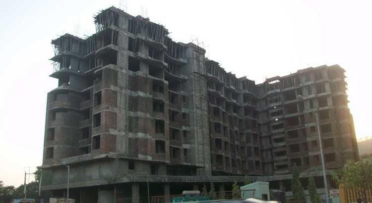 Mandakini Towers 8 April 2010