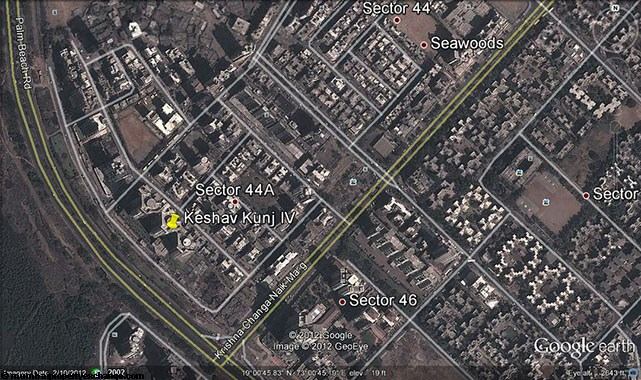 Keshav Kunj V Google Earth