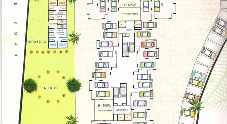 Sai Sanskar Gd Floor Plan