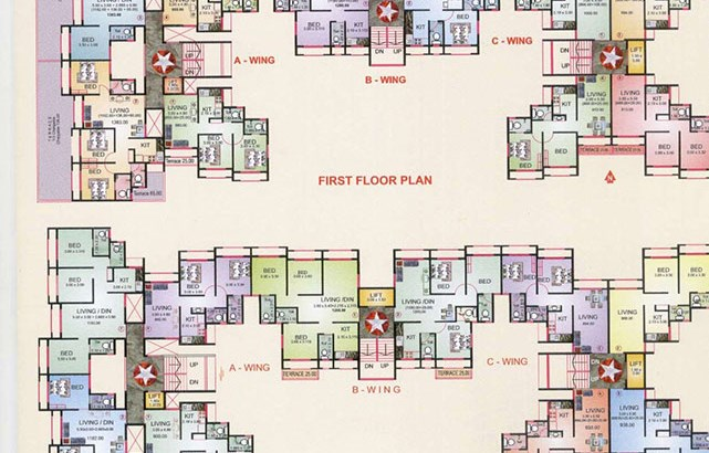 EV Regency Floor Plan1