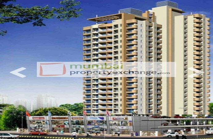 Poonam Heights Day view