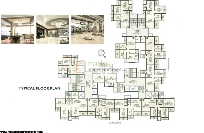 Platinum Escaso Floor Plan