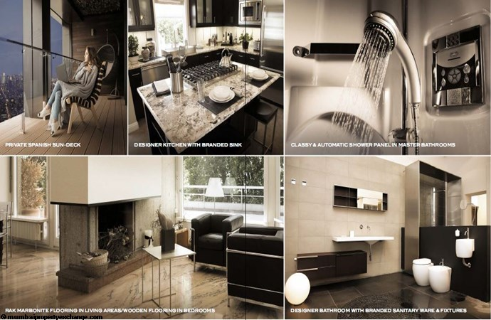 Sai World Empire Sai World Empire Internal Amenities