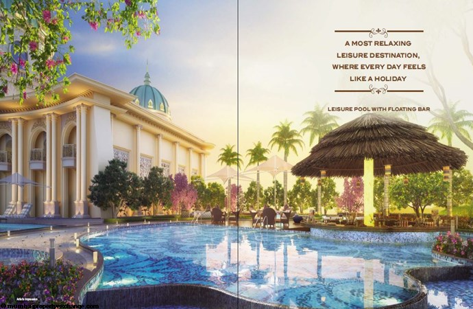 Sai World Empire Sai World Empire Lesiure Pool