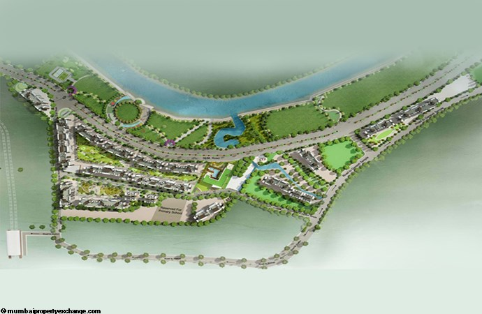 Regency Sarvam Layout plan