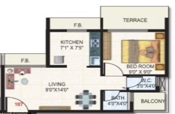 Jai Sambhav LK Planet Floor Plan