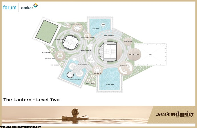 Serendipity Serendipity Floor Plan_The Lantern - Level Two
