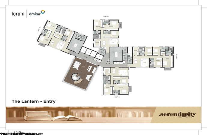 Serendipity Serendipity Floor Plan_The Lantern - Upper Deck copy