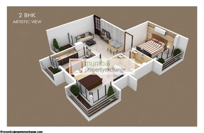 Kalash City floor plan