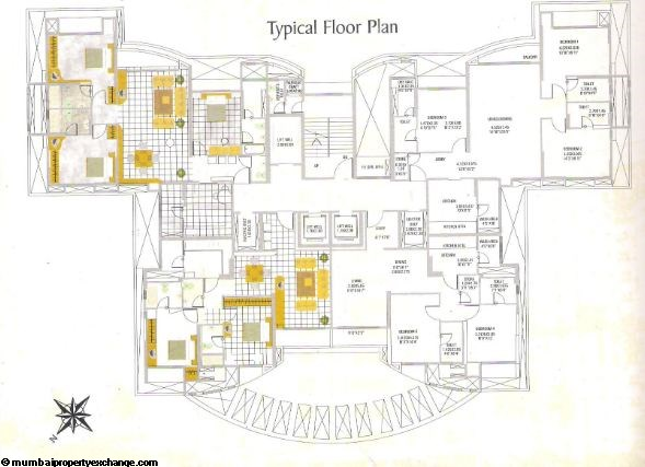 Kingston Enclave Floor Plan