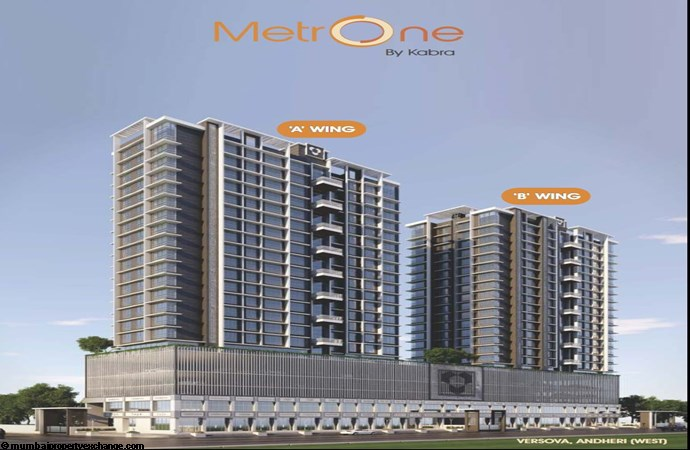 Kabra Metro One Metro One Elevation Image-2