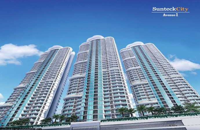 Sunteck City Avenue 1 Main Image