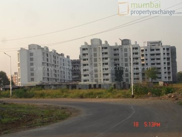 Sukur Residency, Thane West