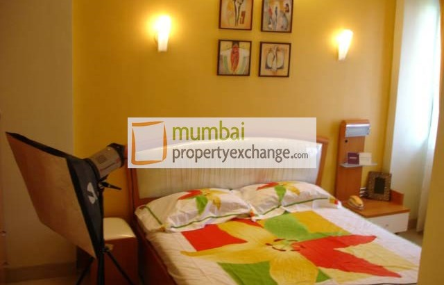 Puranik City Phase III Sample Bedroom