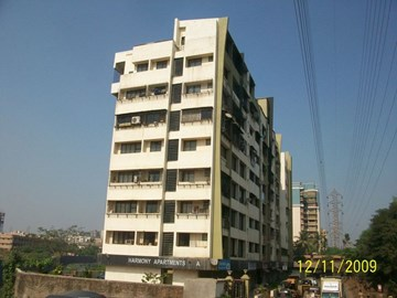 Harmony Apartments, Andheri East