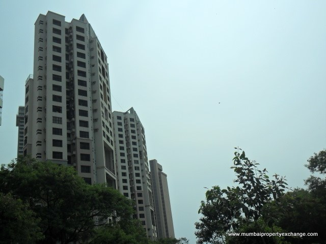 3 BHK apartment for Rent in Meghdoot, Andheri West