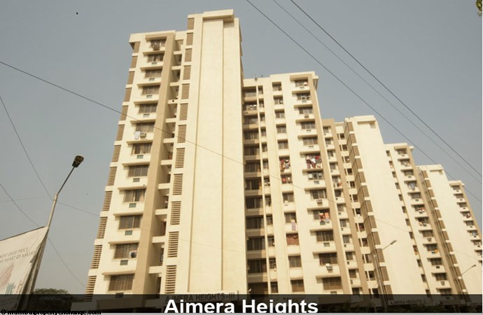 Ajmera Heights Main Image