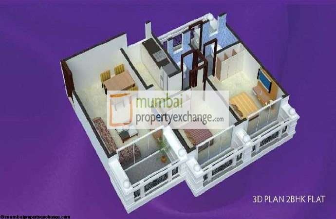 Sai Orchid 2 BHK