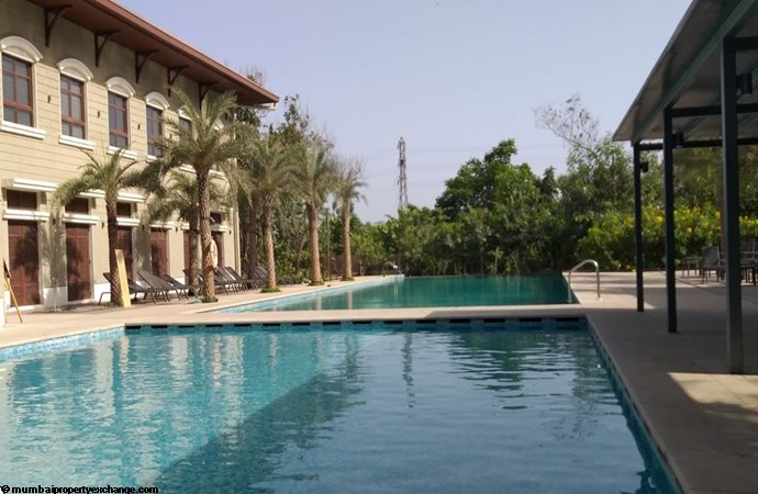 Lodha Amara Lodha Amara Swimming Pool